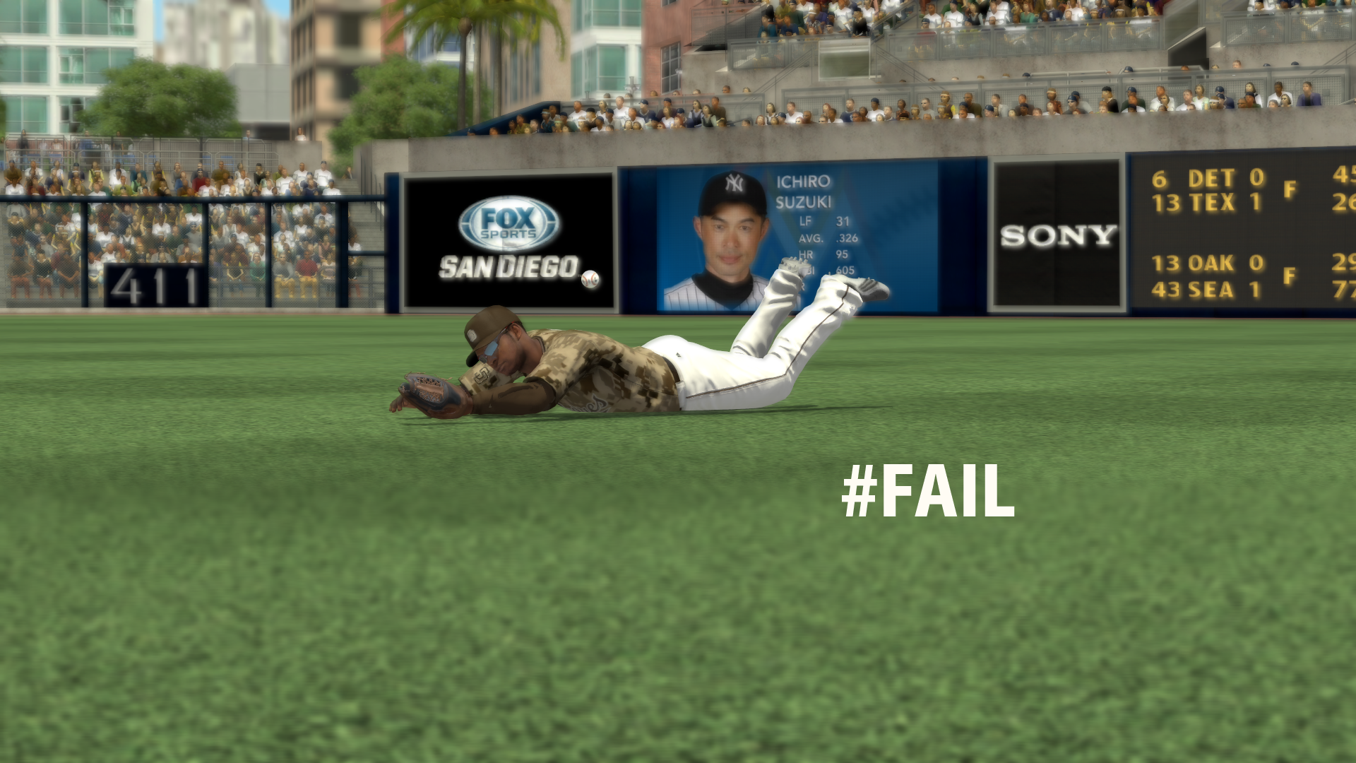 Petco Park 2015 - San Diego Padres