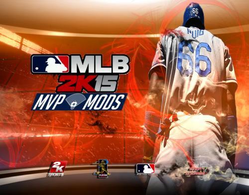 Major League Baseball 2K15 Total Mod - Total Conversion Mods - MVP ...