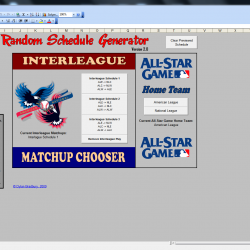 dylan s mvp baseball 2005 schedule generator tools and editors