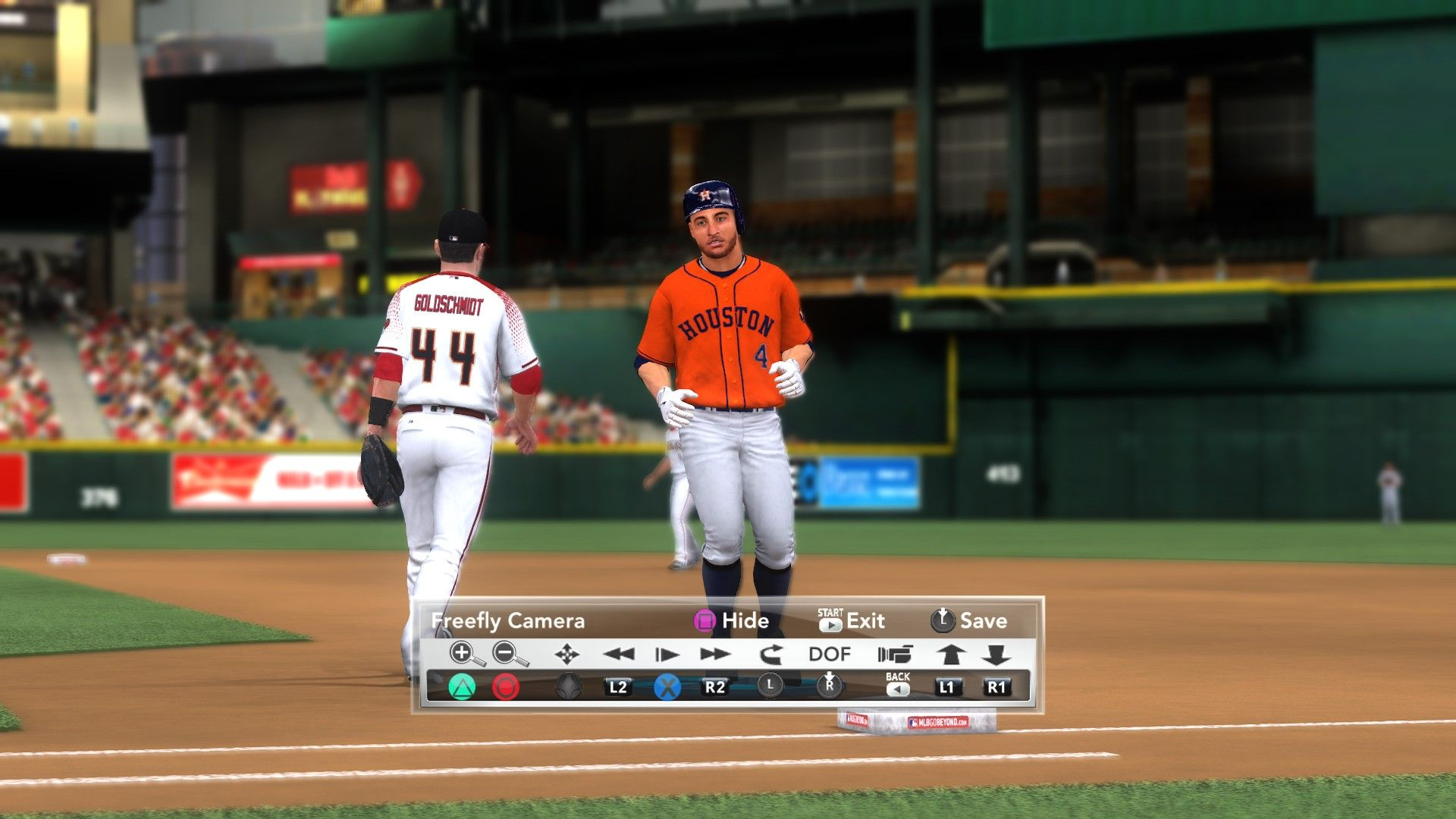 new product 94afa baa40 Houston Astros Alternate Away 2017 - Uniforms - MVP Mods